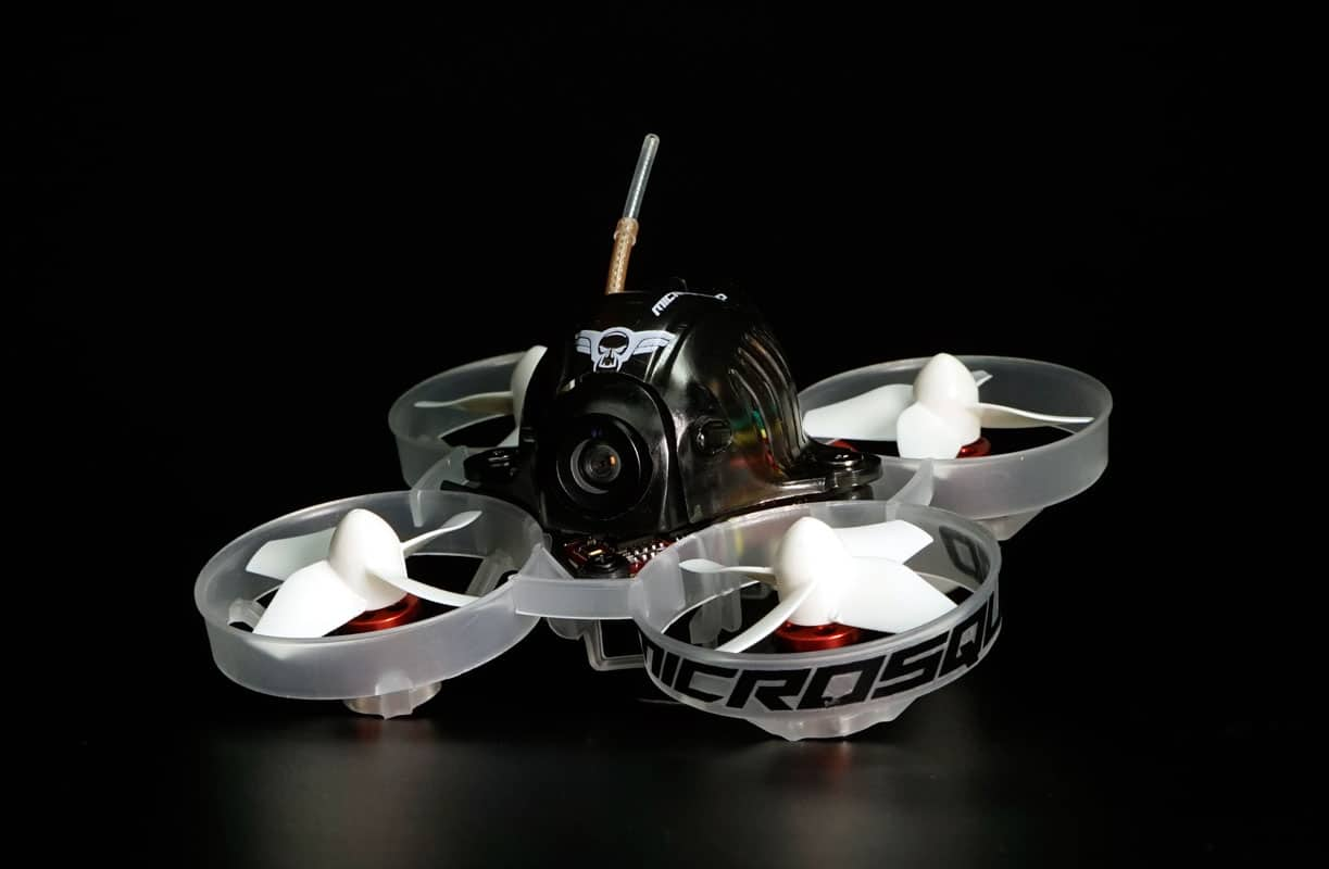 Microsquad 65mm Pro Brushless with built-in Receiver (DIY BUILD KIT) |  Microsquad
